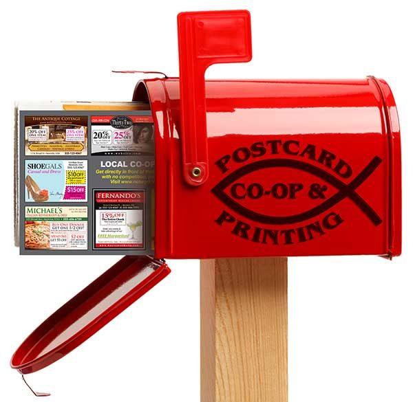 Postcard Co-Op & Printing